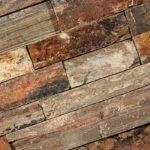 Plaquette rusty slate