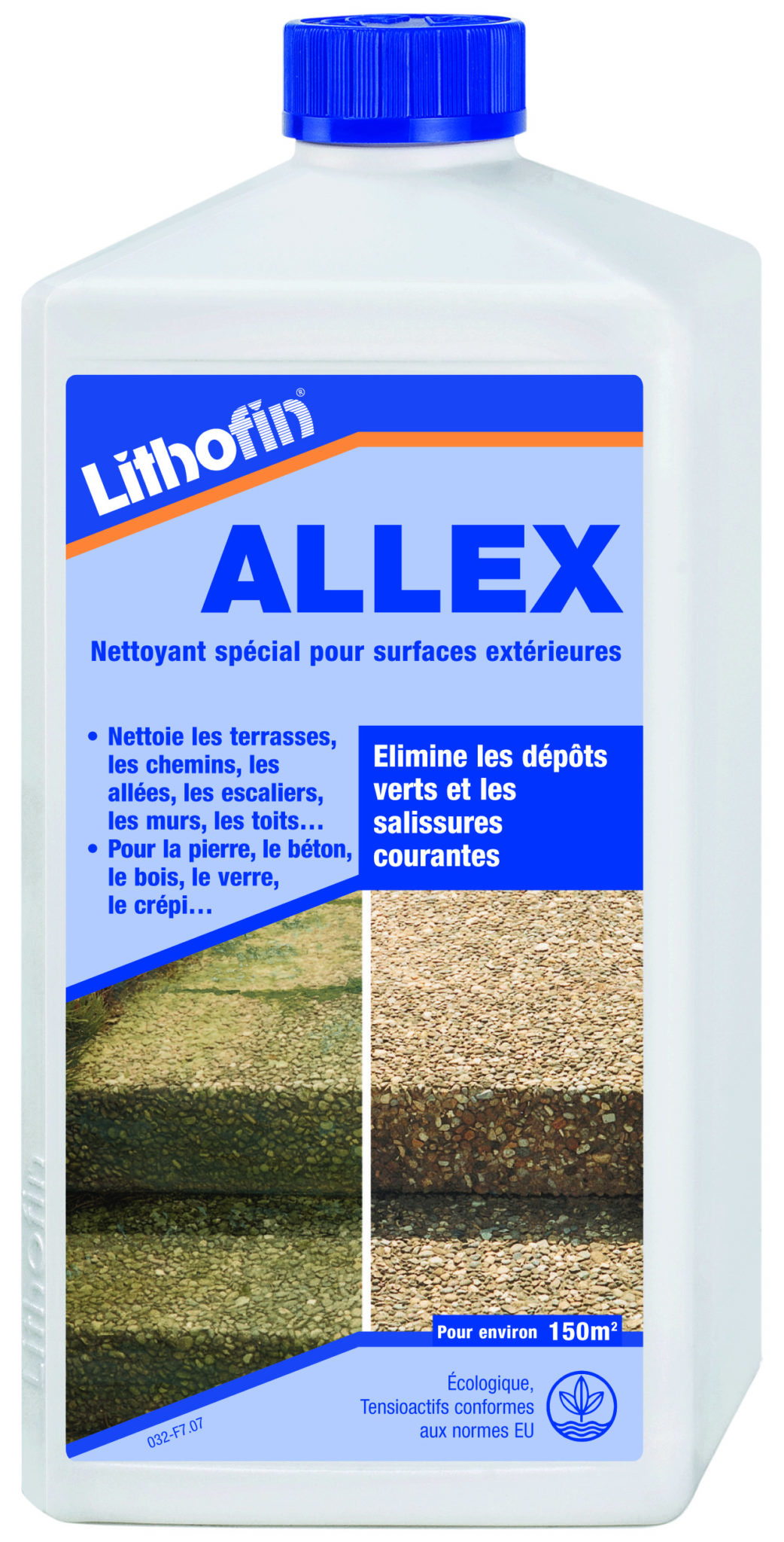 Produit Anti Mousse Terrasse Beton anti mousse - d'cogranit