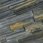 Plaquette black slate